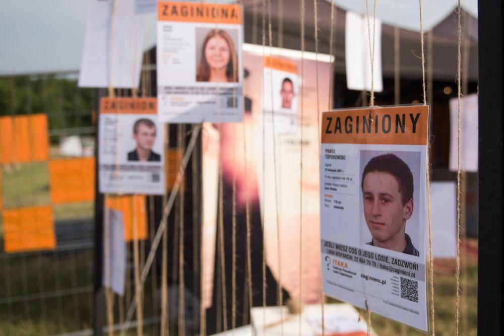 Centrum Poszukiwań Ludzi Zaginionych, fot. Marta Szpakowska