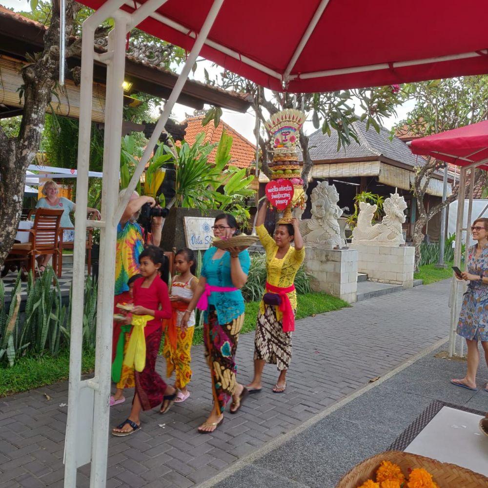 WOŚP na Bali
