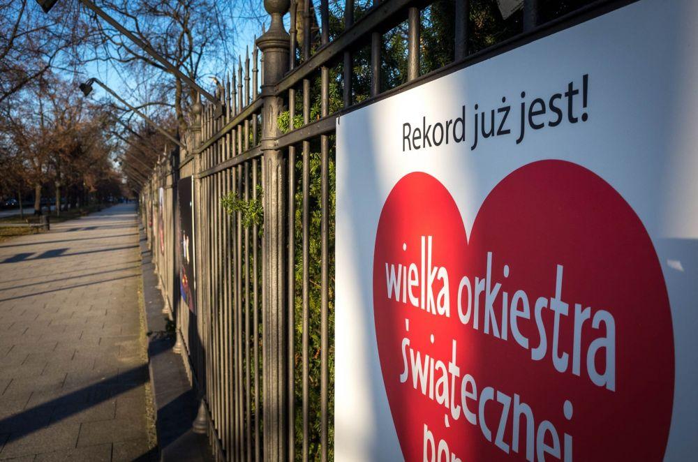 Aktualności Fundacja Wielka Orkiestra świątecznej Pomocy