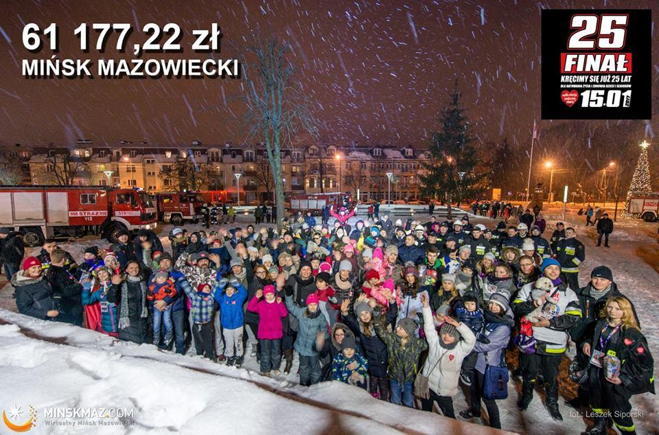 Sztab WOŚP Mińsk Mazowiecki