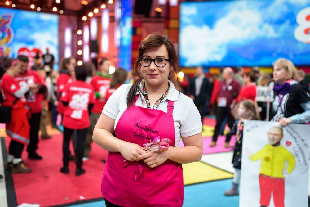 Justyna Kamińska, fot. Damian Mekal