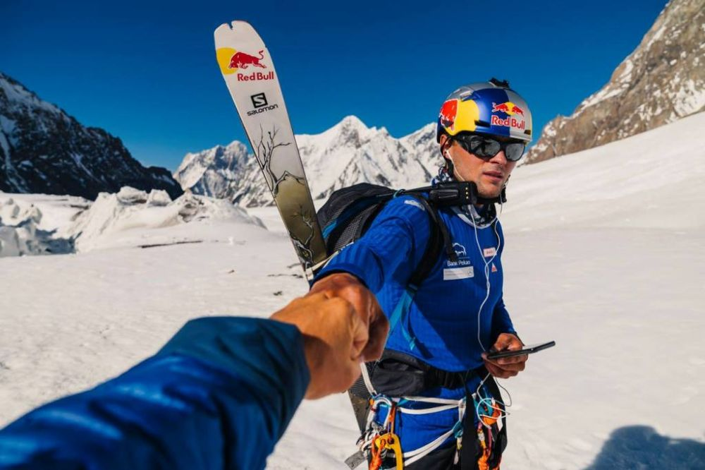 Dzień w górach z Andrzejem Bargielem