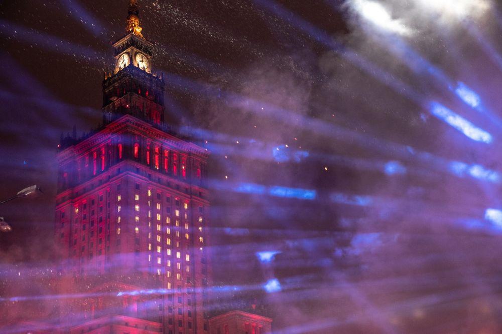 Światełko do nieba w Warszawie Fot. Lucyna Lewandowska