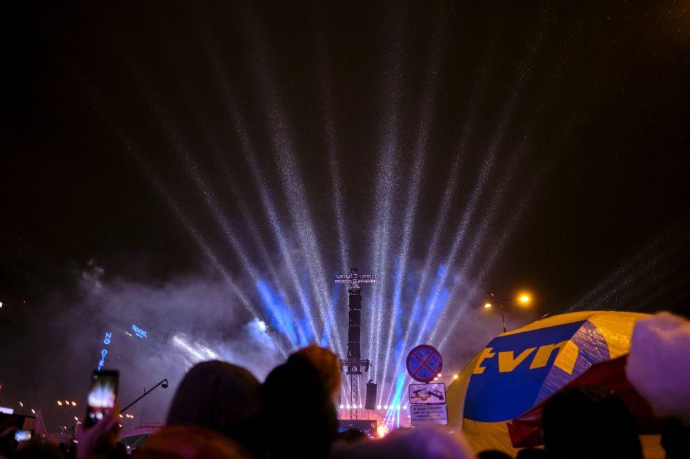 Światełko do nieba w Warszawie fot. Piotr Barbachowski