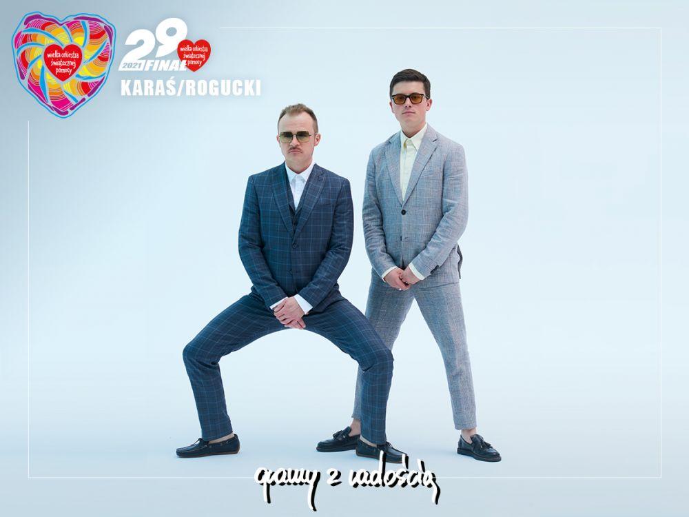 Karaś/Rogucki fot. materiały prasowe zespołu
