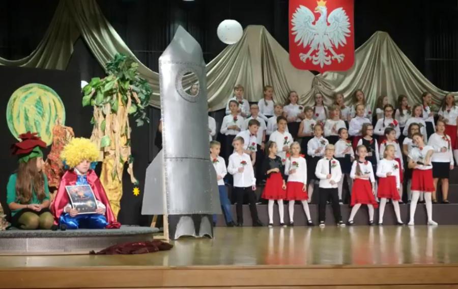 """Spektakl """"Na ratunek Mały Książę"""""""