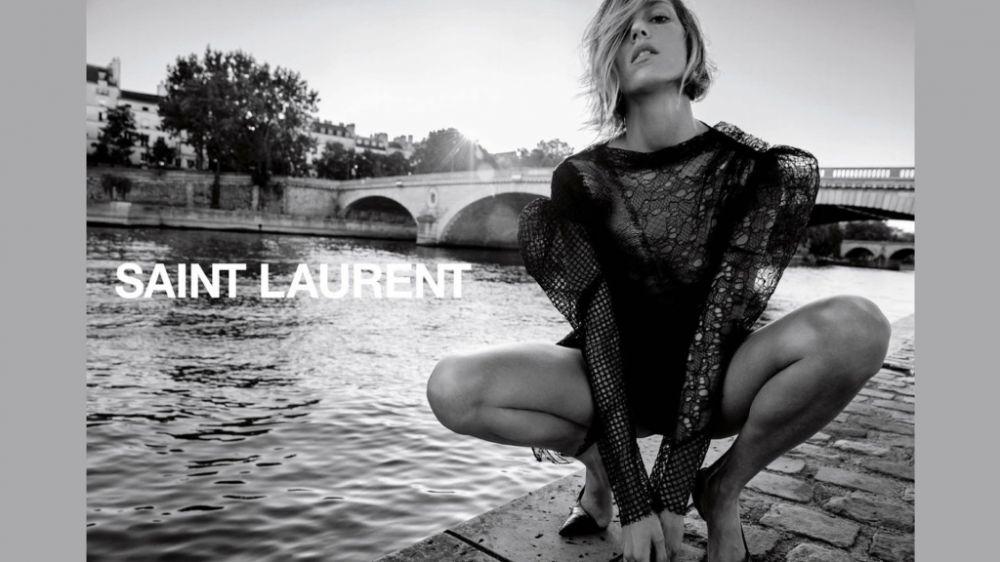 Paryski pokaz z Anją Rubik