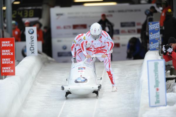 Zjazd bobslejem z reprezentantem Polski