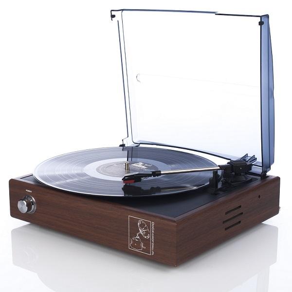 Gramofon elektryczny