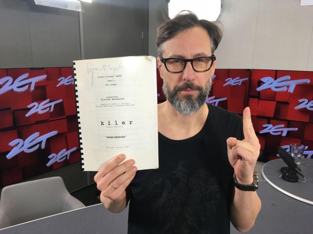 Script from Majewski