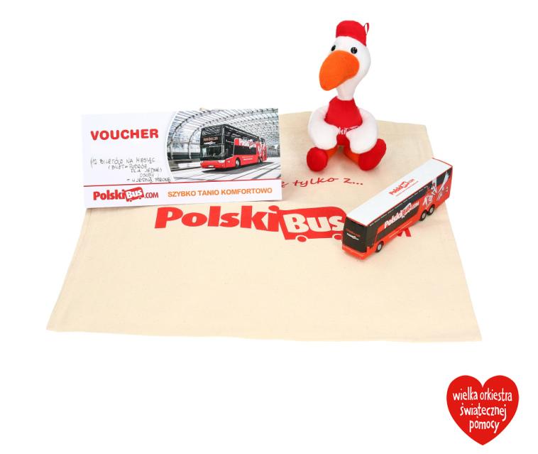 Karnet na przejazdy Polskim Busem