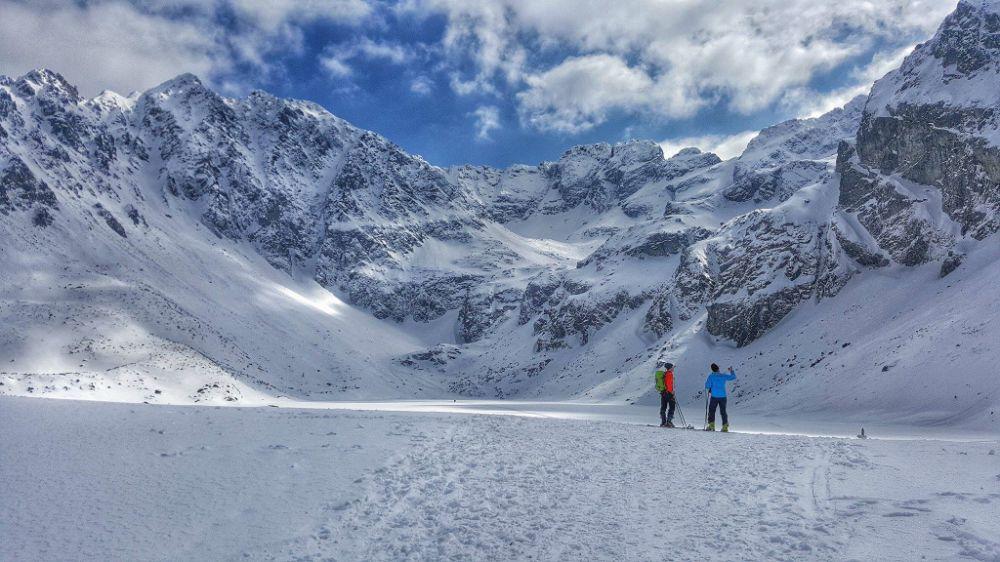 Dzień na skiturach