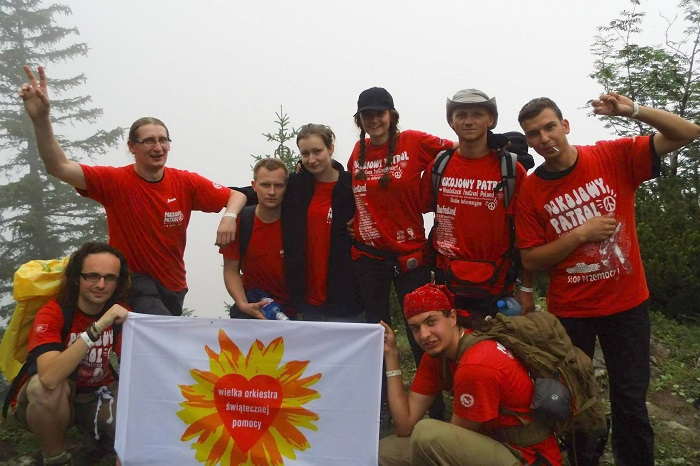 Pokojowy Patrol na akcji Czyste Tatry