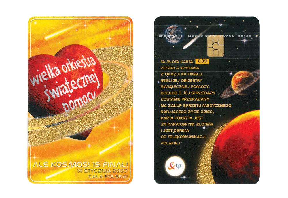 Złota Karta - 15. Finał WOŚP
