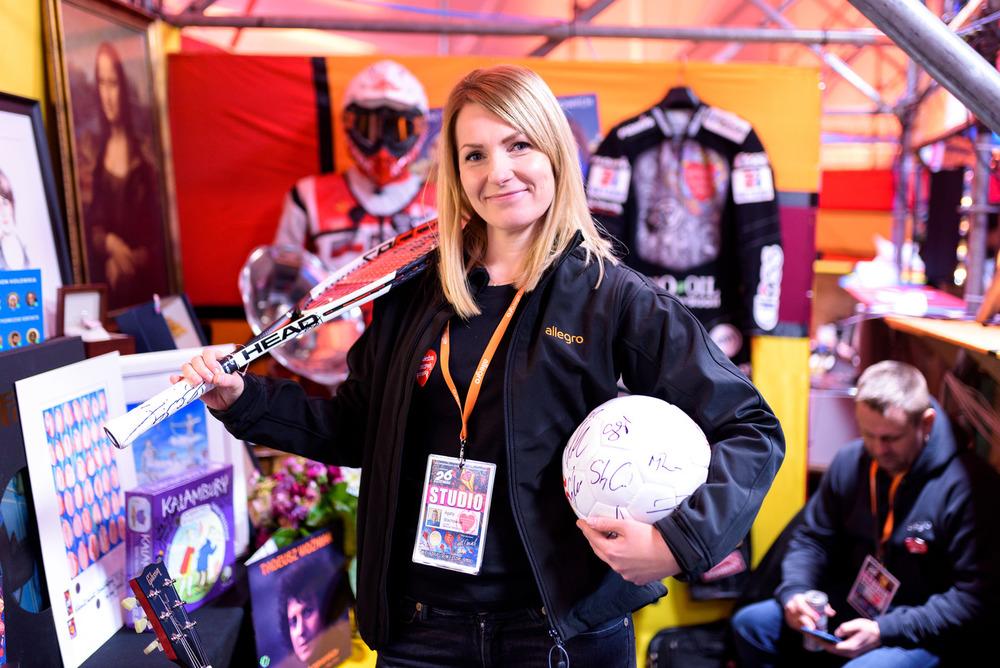 Agata Stachowiak, fot. Damian Mekal