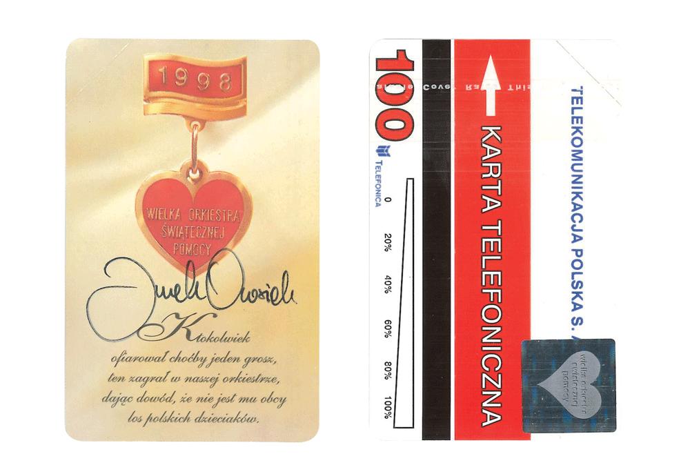 Złota Karta - 6. Finał WOŚP