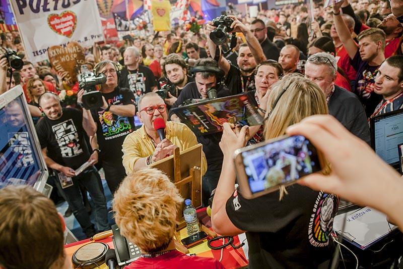 Licytacja Najbardziej Hojnych Darczyńców, fot. P. Barbachowski
