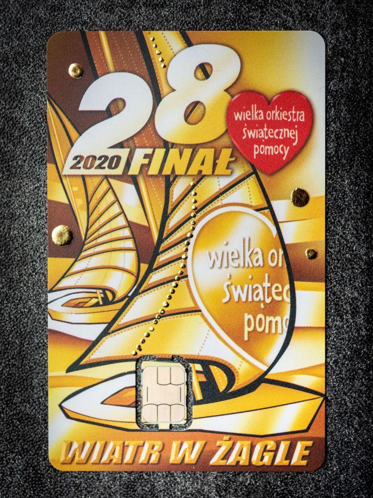 Złota Karta PLAY 28. Finału WOŚP