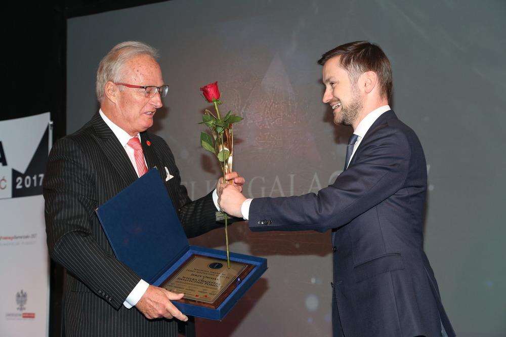 prof. Piotr Burczyński - V-ce Prezes Zarządu Fundacji