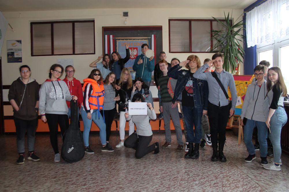 Szkoła Podstawowa im. Ludzi Morza w Mścicach