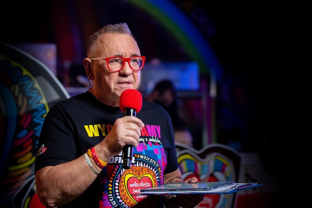 Jurek Owsiak, fot. Lucyna Lewandowska