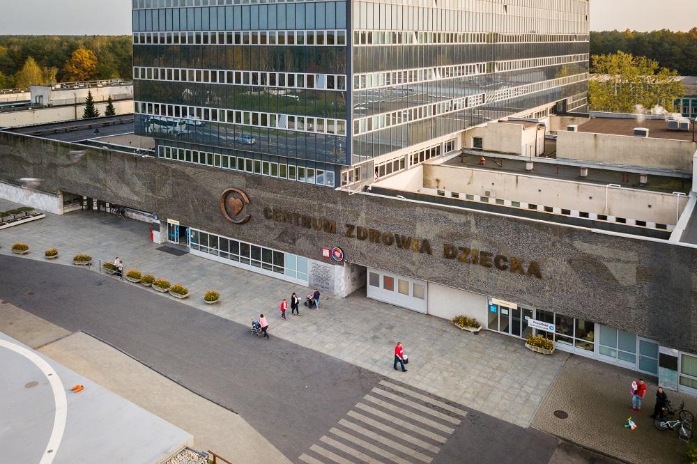 Centrum Zdrowia Dziecka, fot. Łukasz Widziszowski